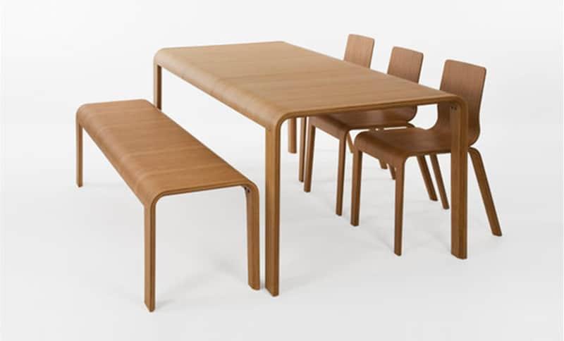 Jedalensky stol - ekologicky