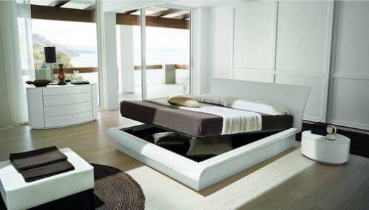 Moderna vyklapacia manzelska postel