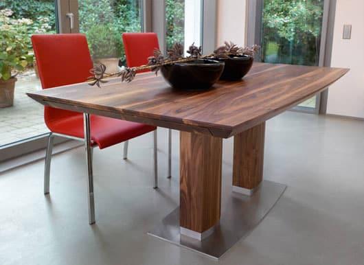 Jedalensky stol z masivu