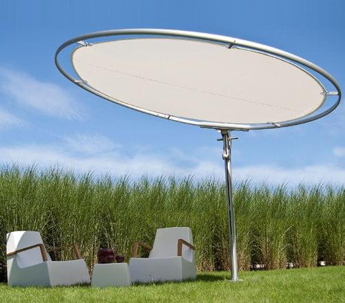 Dizajnovy zahradny slnecnik