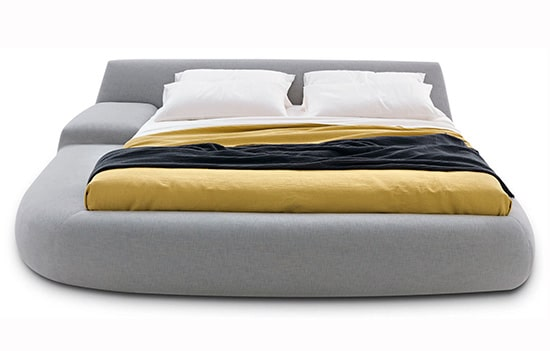 Textilna manzelska postel