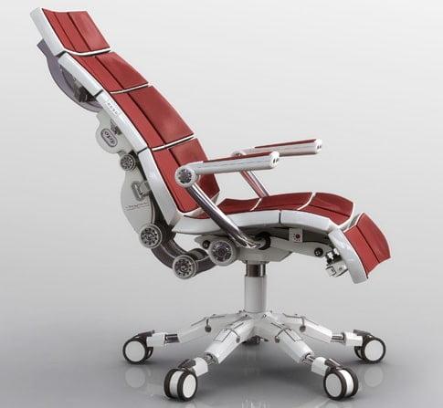 Moderné ergonomické kancelárske kreslo