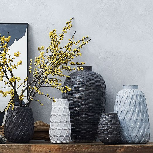 Kreativne keramicke vazy