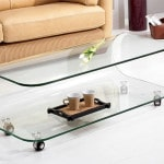 Konferencny stolik zo skla