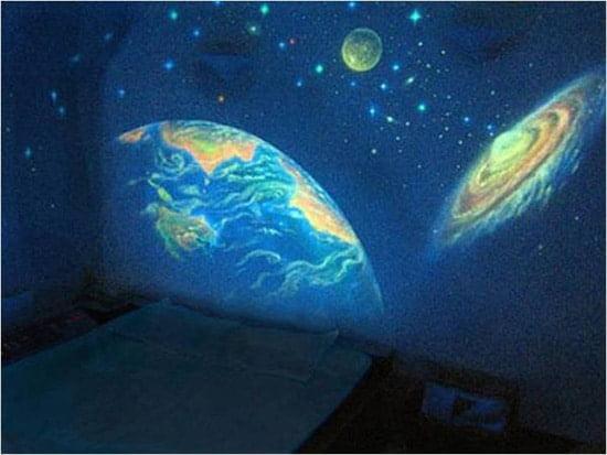 Svietiaca malba - planeta