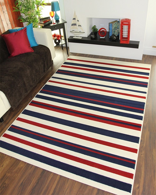 Moderny koberec - ciary