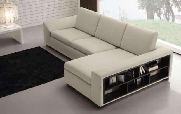 Moderna rohova sedacia suprava