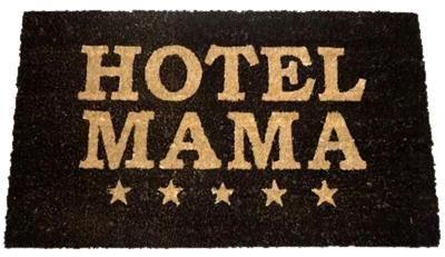 Vtipna rohozka Hotel Mama