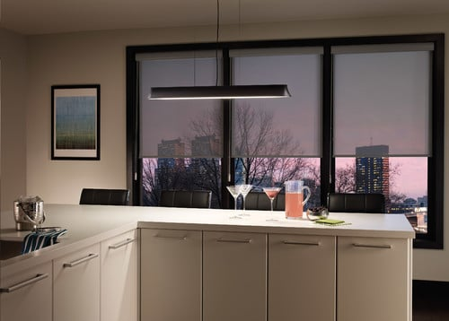 Moderna lampa do kuchyne