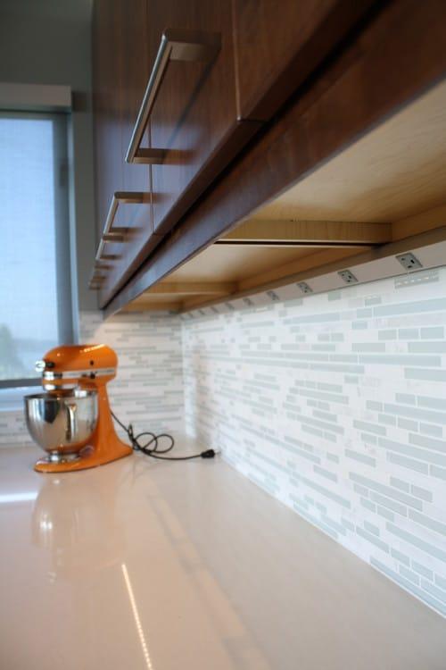 Prisadene osvetlenie na kuchynsku linku