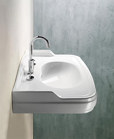 Zavesne moderne umyvadlo