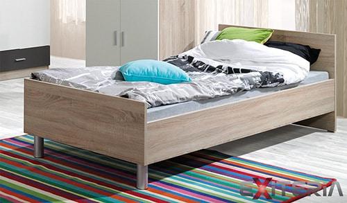 Moderná detská posteľ - Zolita