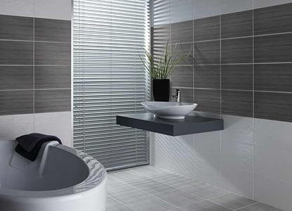 Moderný obklad do kúpeľne