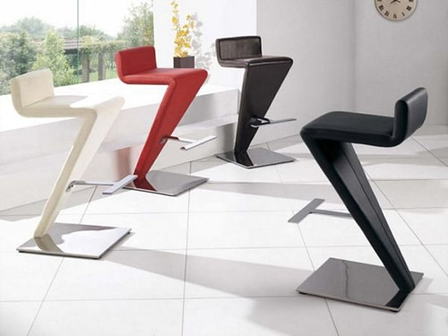 Dizajnové barové stoličky