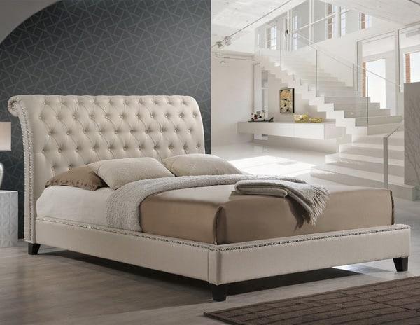 Luxusná čalúnená posteľ