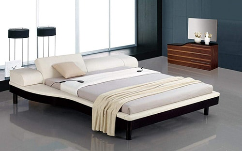 Luxusná posteľ na diaľkové ovládanie