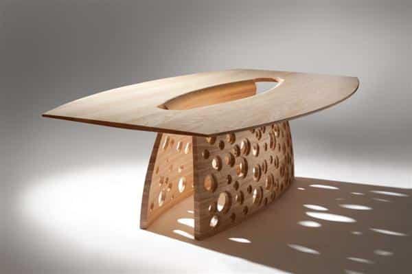 Moderný konferenčný stolík
