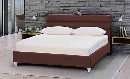 Polohovateľná manželská posteľ