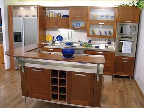 Moderná kuchyňa na mieru