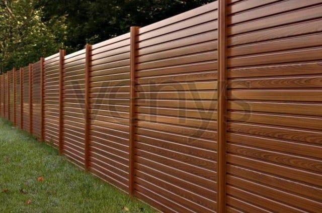 Okenicový plot