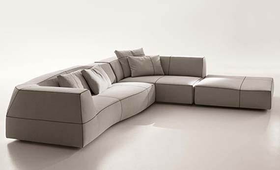 Textilná sedacia súprava