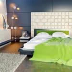 Oáza snívania – aby vaša spálňa vyzerala moderne