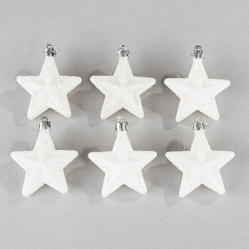 Vianočné ozdoby na stromček - hviezdy