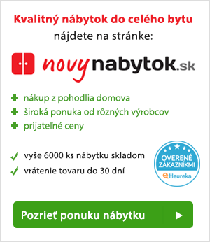 NovyNabytok.sk - overený eshop