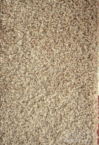 Svetlohnedý koberec