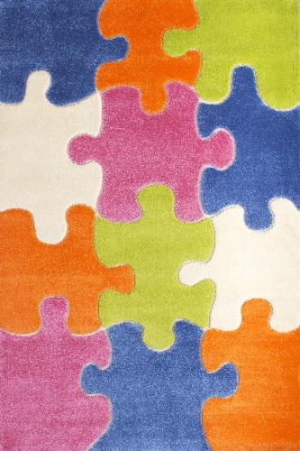 Koberec do detskej izby - puzzle
