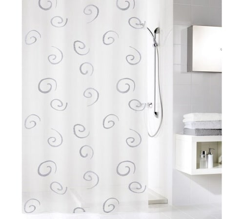 Kúpeľňový záves