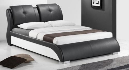 Masážna manželská posteľ