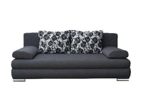Moderná sedačka - tmavá