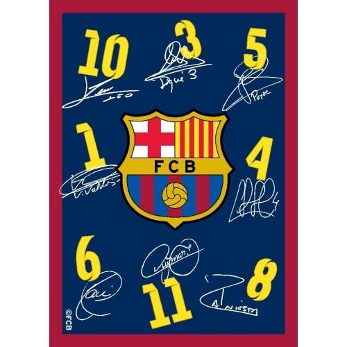 Kusový koberec - FC Barcelona
