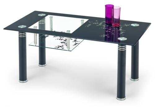 Kovový konferenčný stolík