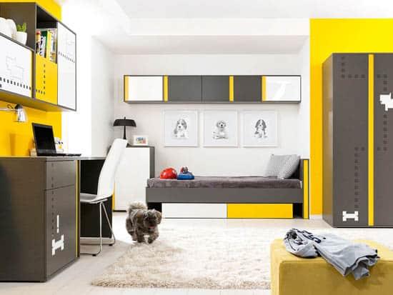 Moderný nábytok do detskej izby
