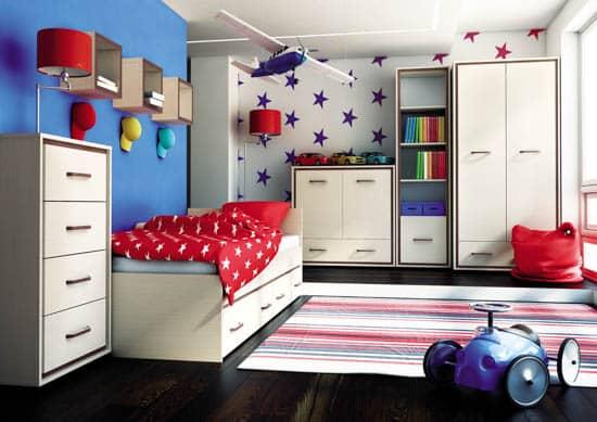 Praktická detská izba
