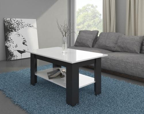 Praktický stolík do obývačky
