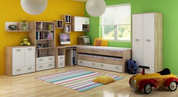 Detská izba pre chlapcov