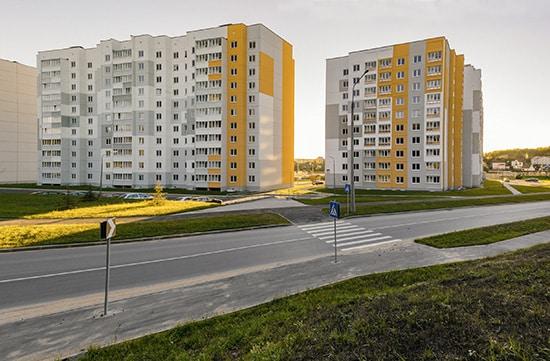Bytovky - bytové domy