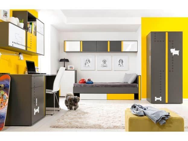 Detská izba pre prváka