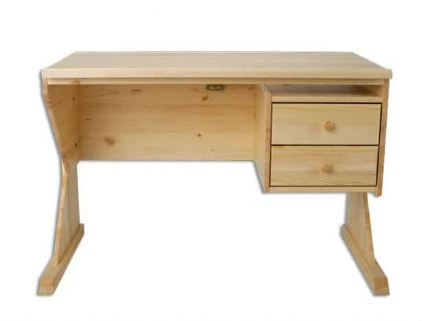 Nastaviteľný písací stôl