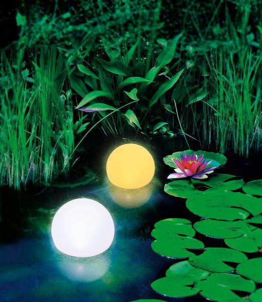 Solárna plávajúca guľa Esotec