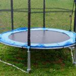Trampolína do záhrady – zábava pre deti a dospelých