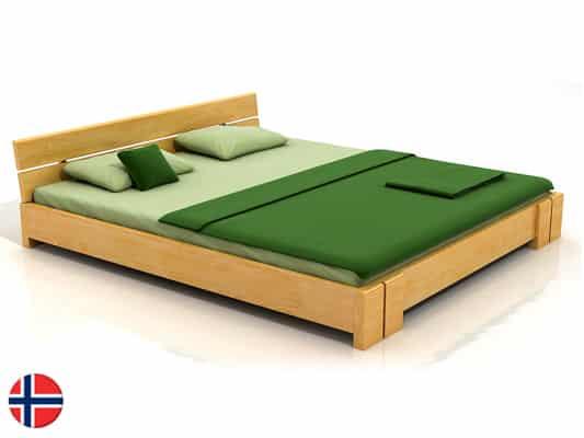 Kvalitná manželská posteľ z masívu