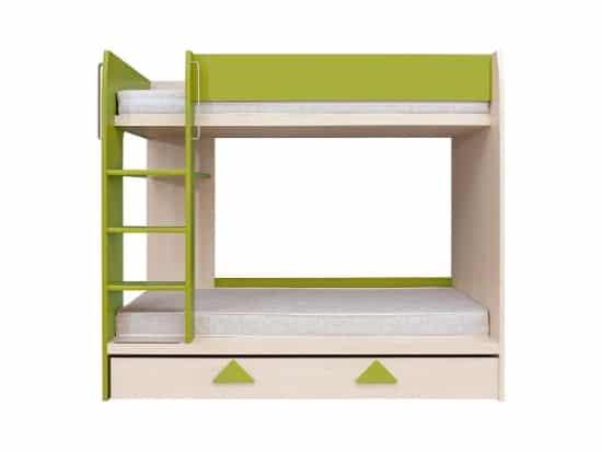 Poschodová detská posteľ