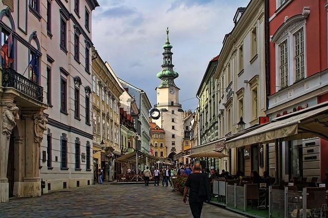 Bývanie v Bratislave