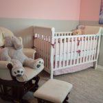 Detská izba pre prvé dieťa